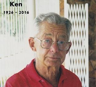 Ken Nortje 1926-2016
